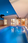 Concrete Swimming Pool Desin and Contractor Gold Award of Excellence
