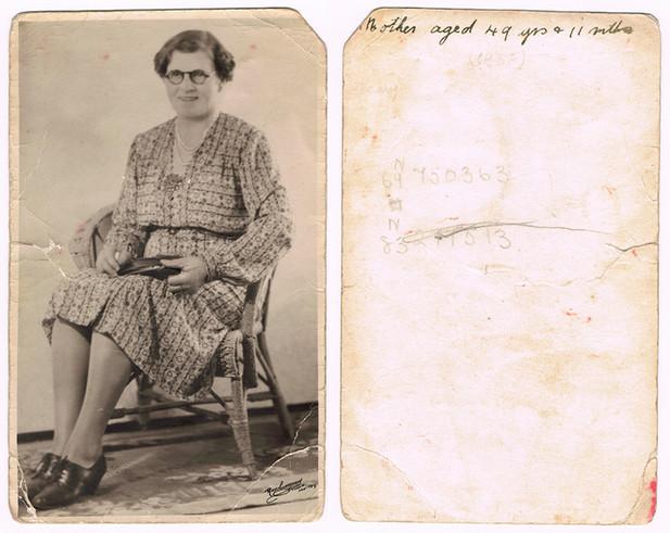 Margaret Turner (Grandma)