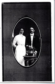 Kate Turner & Fred March