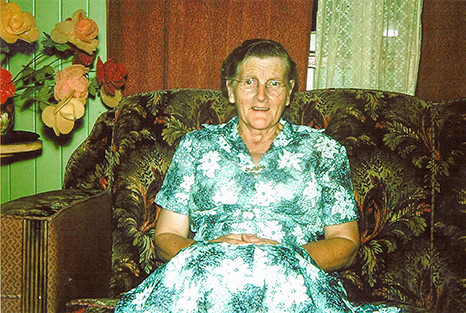 Grandma Turner
