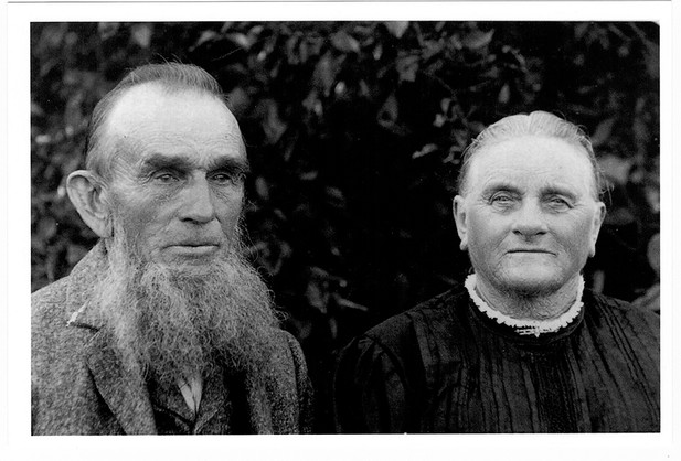 Joseph Draydon Snr & Ann Maria Biddick
