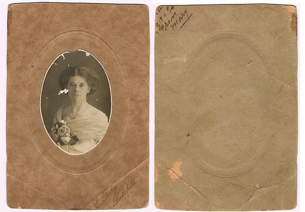 Mary Lucinda McCosker (nee Turner)