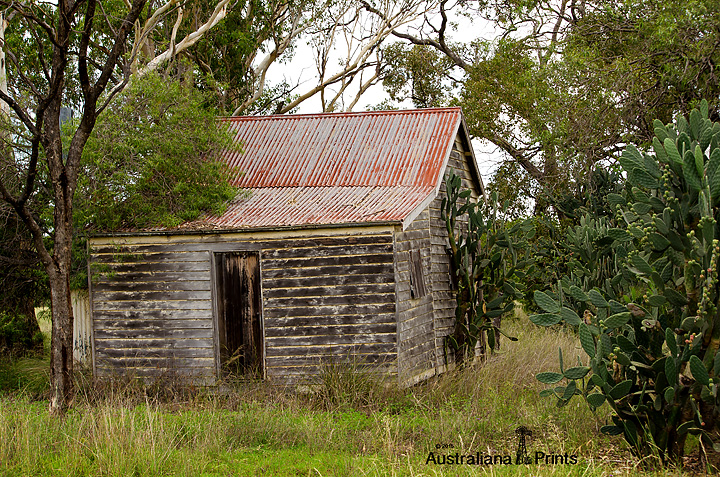 Canning Creek Pioneer Hut