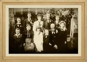 Great Grandparent's family