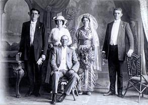 Mary Lucinda Turner Wedding