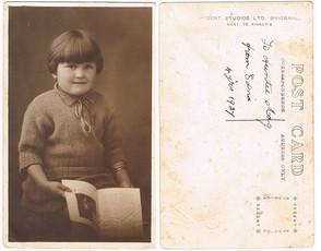 Edna Draydon, born 1923