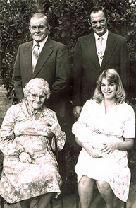 Grandma & The 5 Generations
