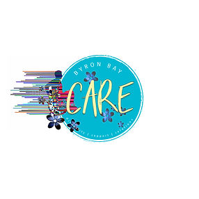 Blue Space Art Christine Turner Coles Logo Graphic Design of Disability Service
