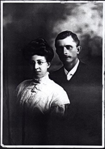 Sam Turner with wife Lucy