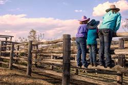 Cowgirls at Felton