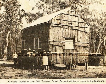 Turners Creek School, Dalveen