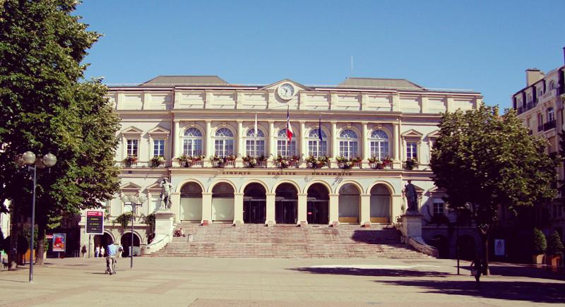 Hôtel de ville Saint Etienne