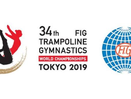 Tokyo 2019 : Championnats du Monde de Trampoline et de Tumbling