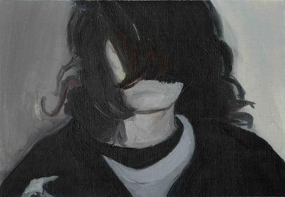 μαρια τζανακου, maria tzanakou, painting, oil, athens school of fine arts, ασκτ