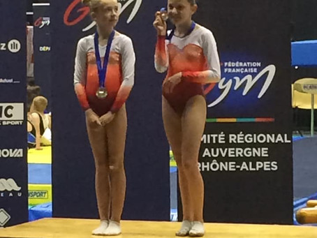 Championnat de France Albertville - Synchro
