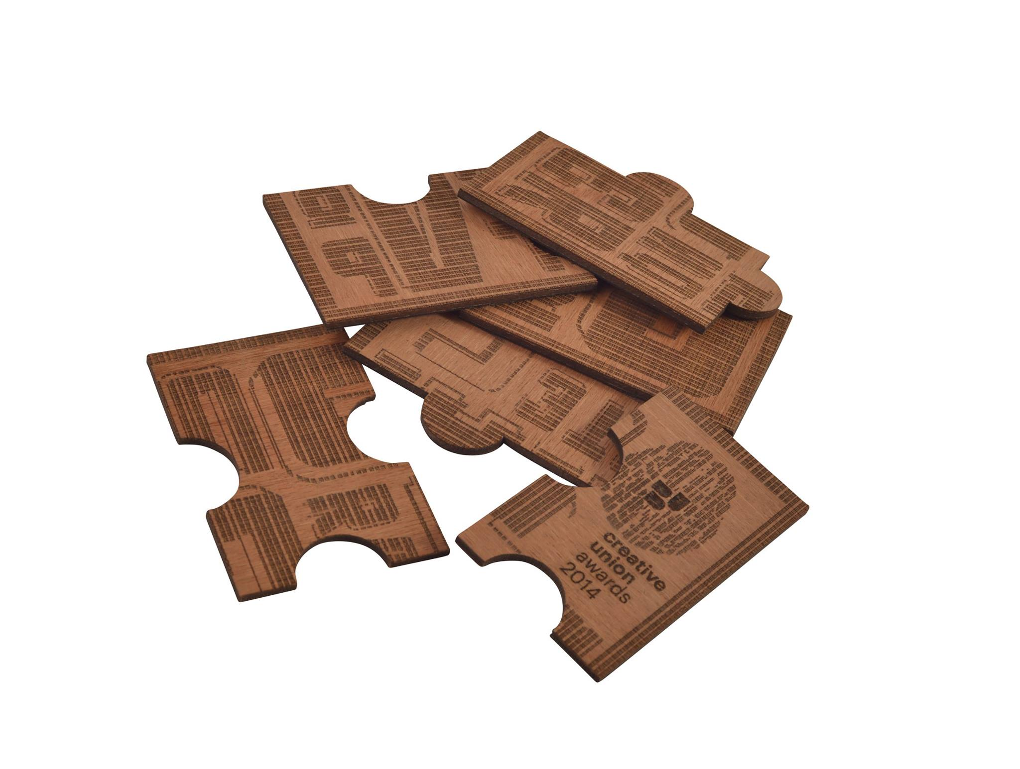 Pine Wooden Puzzle