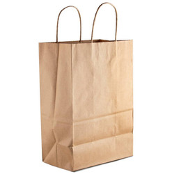 Recycled Paper Carrier Bag