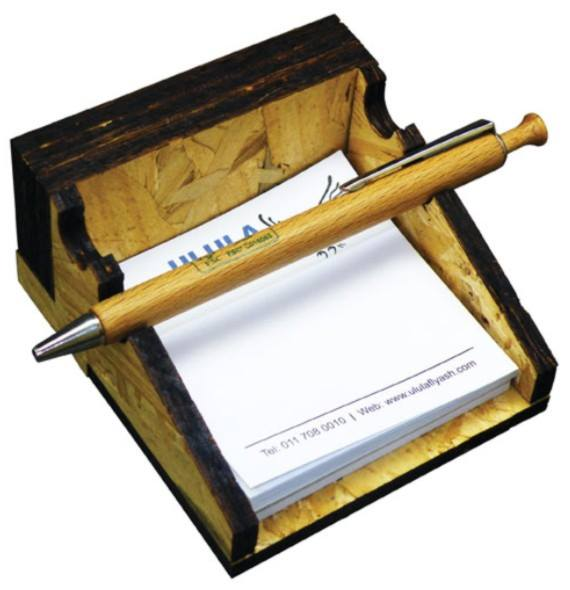 Pen and Memo Holder