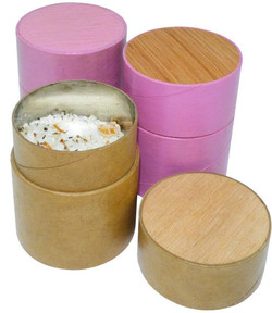 Recycled Container: Bath Salts