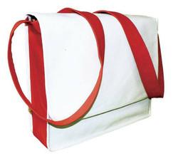 Natural Canvas Conference Bag