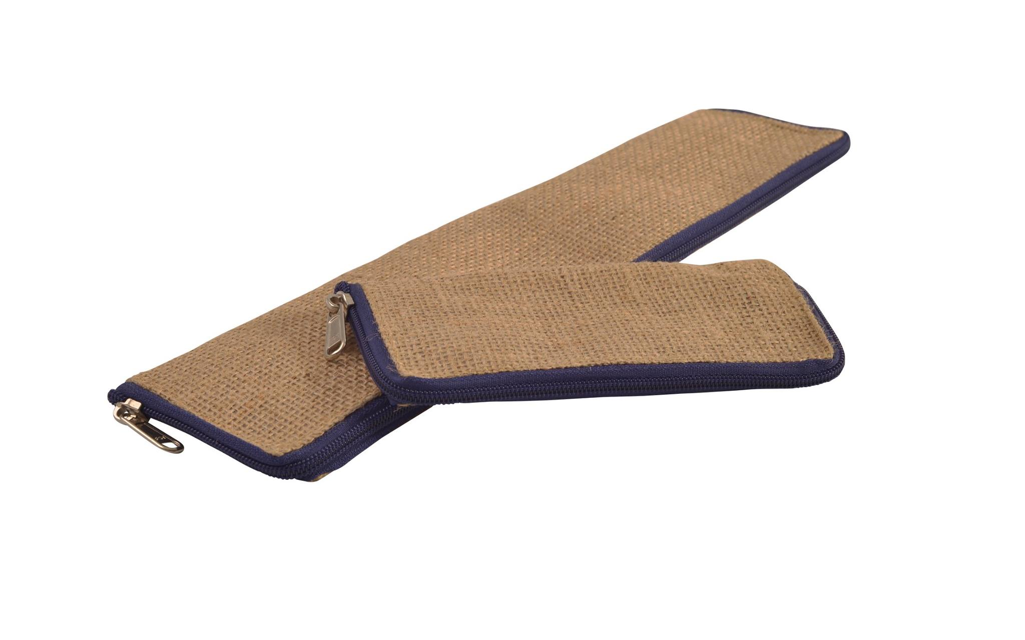 Hessian - Pencil Case
