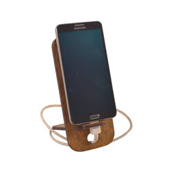 Wooden Card Holders & Phone Stands
