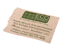 Seeded Paper Invitation/Card