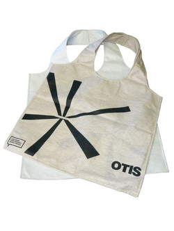 Recycled Plastic Bubble Shopper Bag