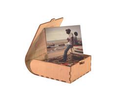 Wooden Coaster Box Set