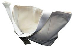 Natural Cotton Deluxe Shoulder Bag