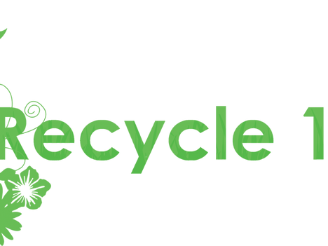 3 Reasons to Recycle