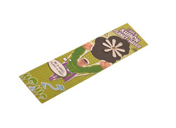 Seeded Paper Bookmark/Business Card
