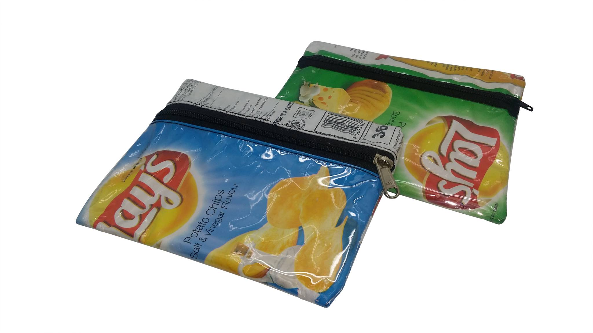 Chip Packet Pencil Case