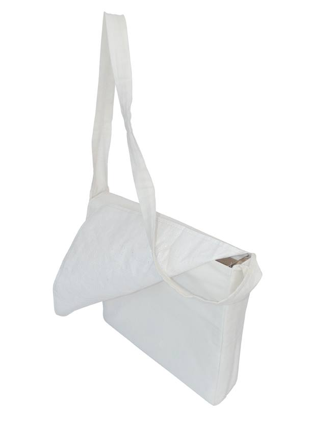 Cotton & Re-Plastic Conference Bag