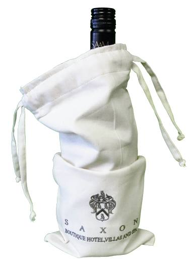Natural Cotton Wine Bag