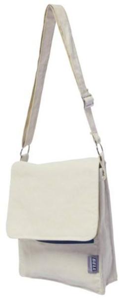 Natural Canvas Man Bag