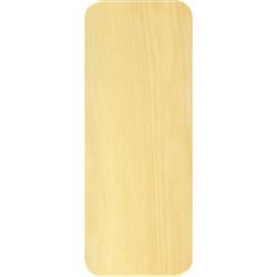 Sustainable Birch Wood Bookmark