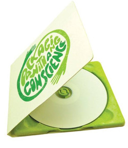 Recycled Paper CD Case