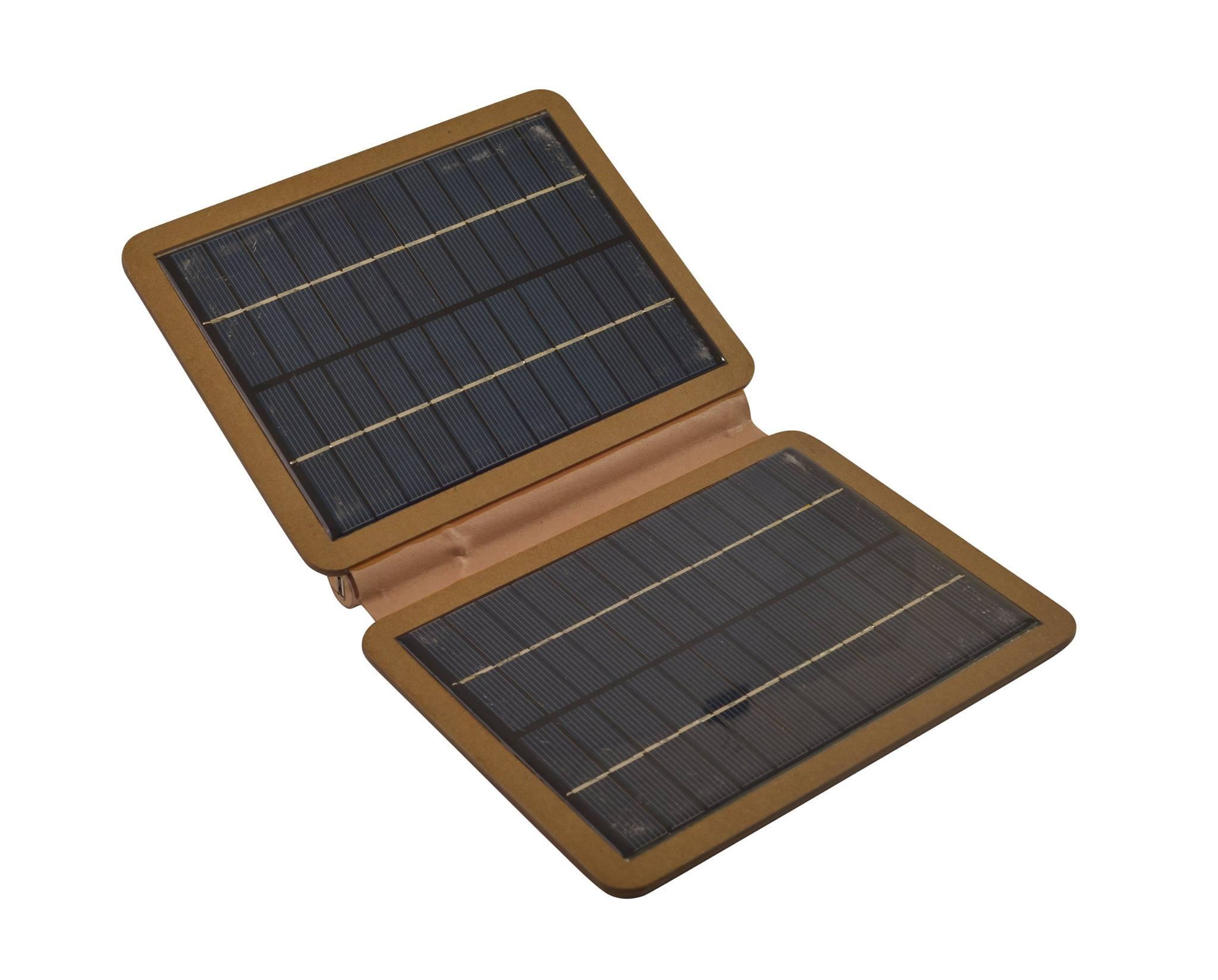 Re-Paper & Cork Solar Panel