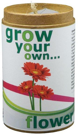 Grow Your Own Flower