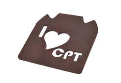 Custom Cut Out Coasters