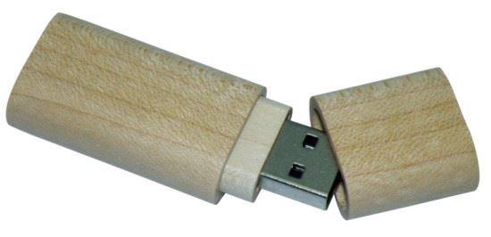 "Bamboo ""Standard"" USB"