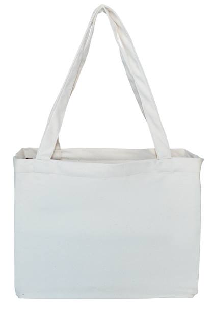 Cotton Canvas - Beach Bag