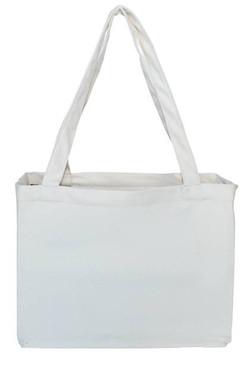 Cotton Canvas - Beach Bag