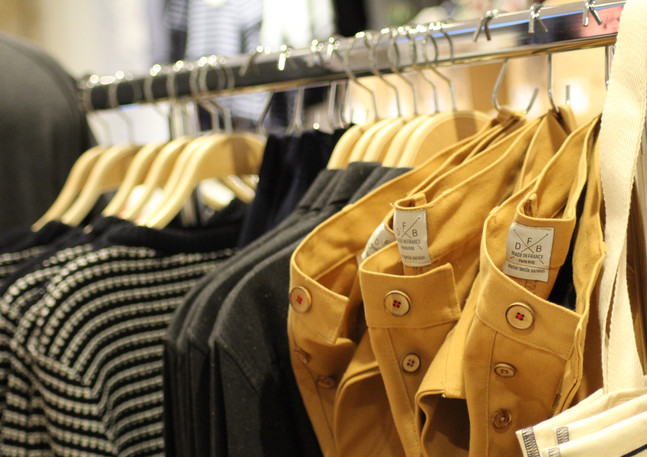 Jeans, polos et chinos Made in France