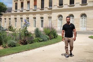 Julien   T-shirt Tranquille Emile 1