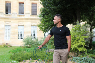 Julien   T-shirt Tranquille Emile 2