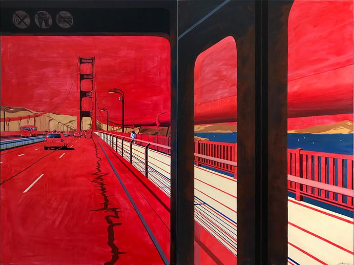 GOLDEN GATE BRIDGE TRANSIT
