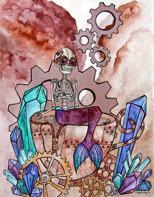 Steampunk Skeleton Mermaid.jpg
