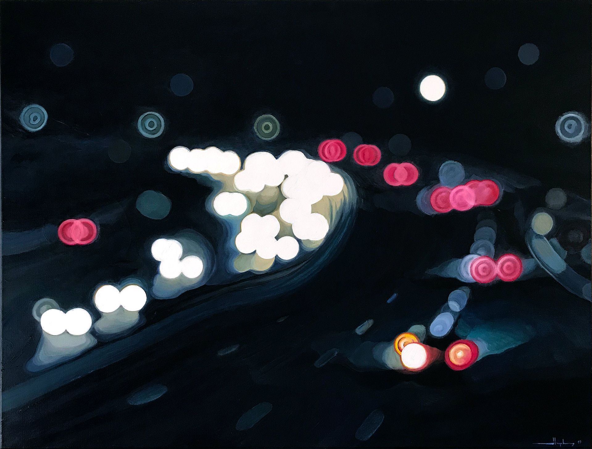 NOCTURNE #12 / Hwy 101
